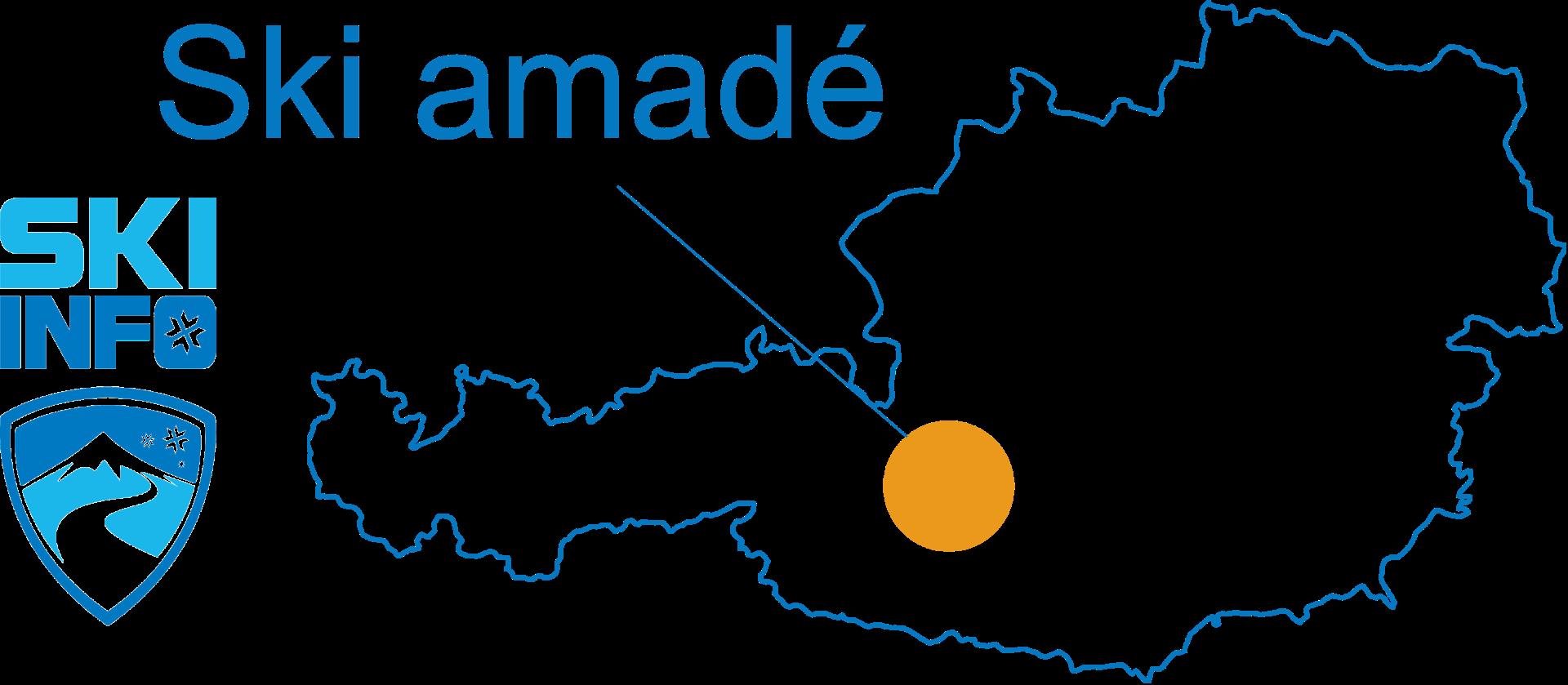 Karte Ski amadé