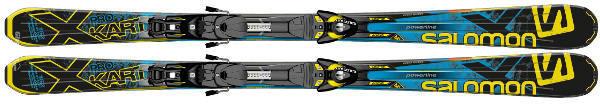 Ski de piste - Salomon 24 X-Kart Pro
