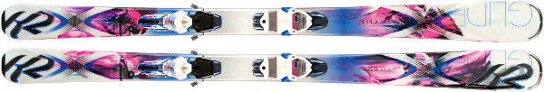 Ski all mountain - K2 SuperGlide
