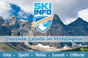 Vacanze d'estate in Montagna