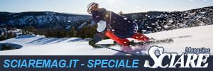 Sciare Magazine - Contenuti speciali